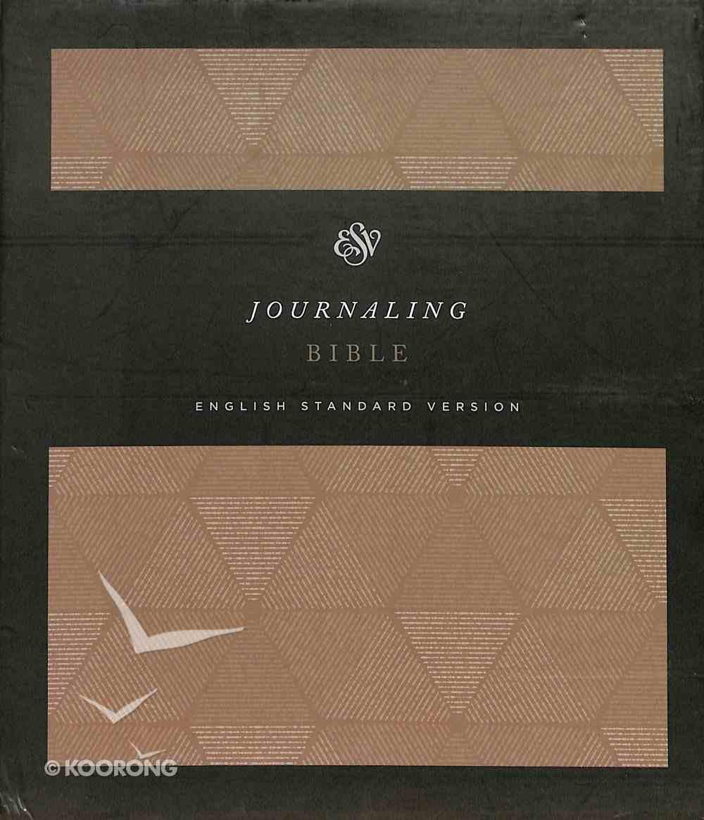 ESV Journaling Bible Timeless (Black Letter Edition) Hardback