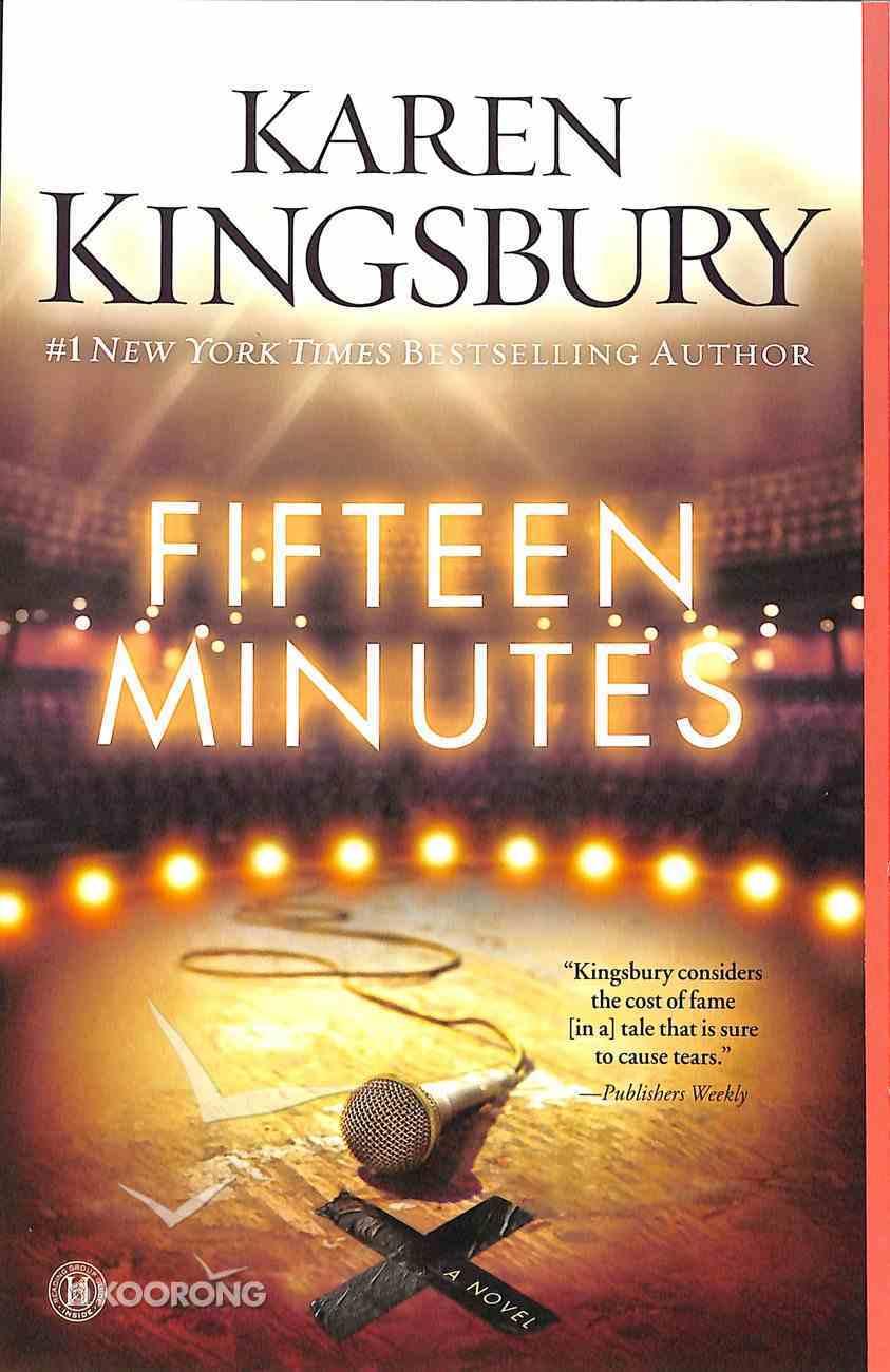 Fifteen Minutes Paperback