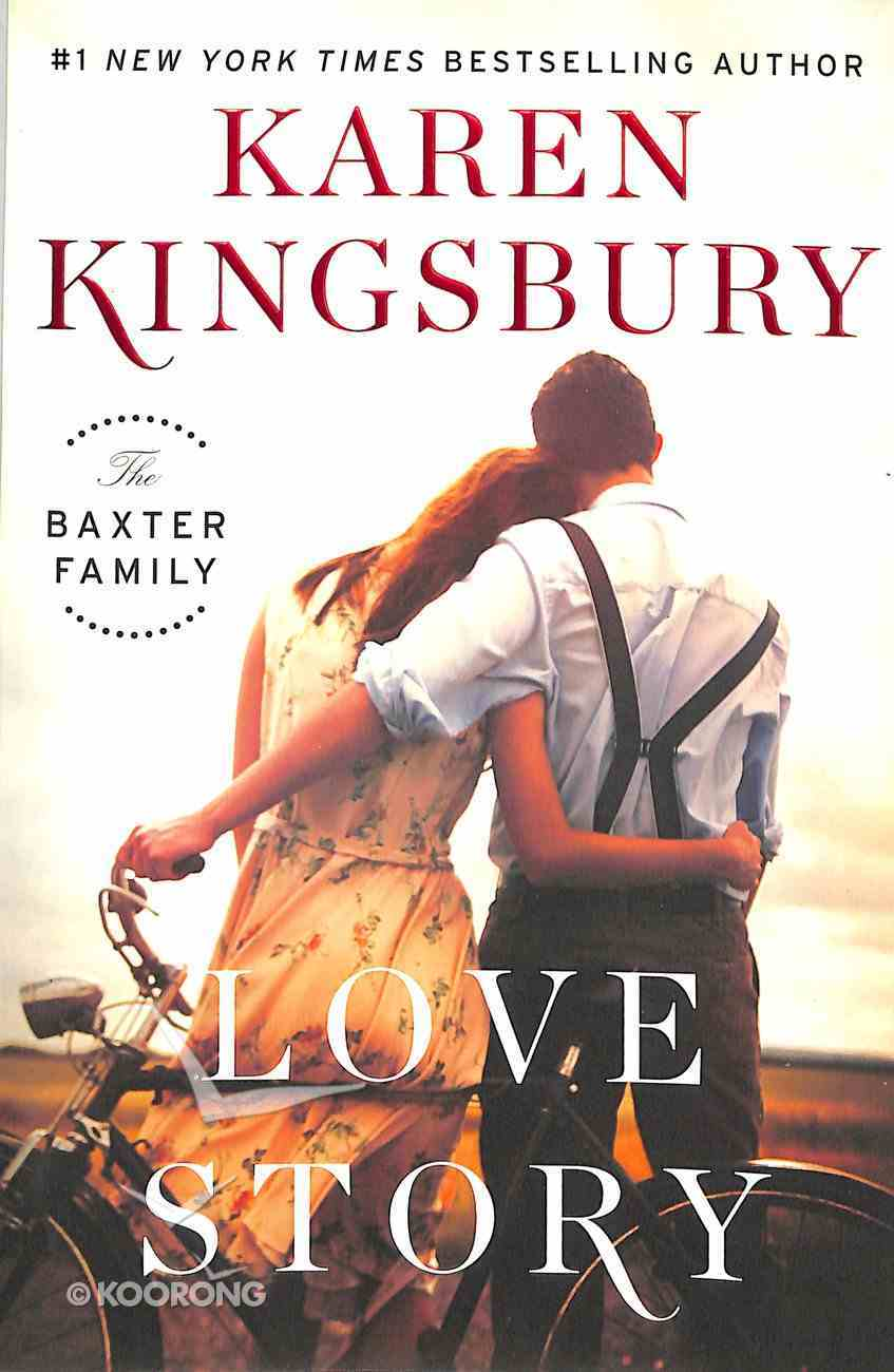 Love Story (Baxter Family Series) Paperback