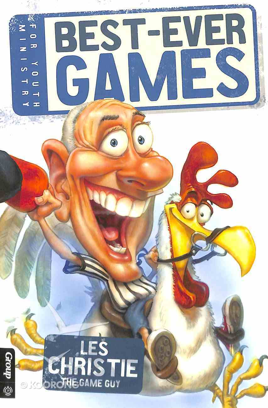 Best-Ever Games For Youth Ministry Paperback