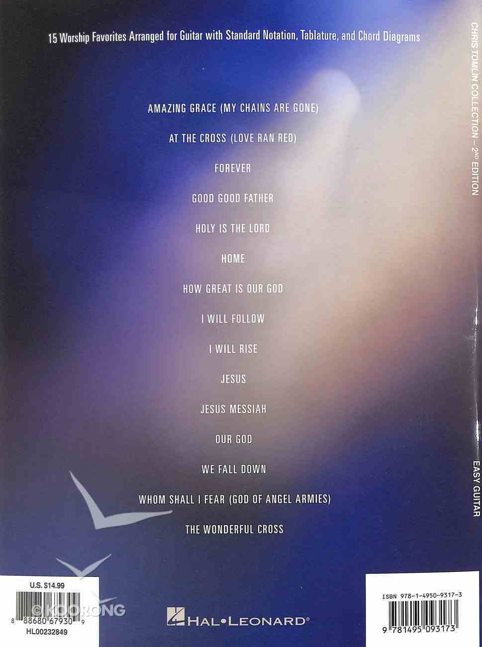 Chris Tomlin Collection: 2nd Edition (Music Book) Paperback
