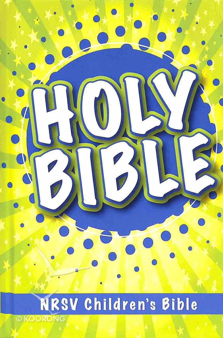 NRSV Children's Bible Ages 8-12 Hardback
