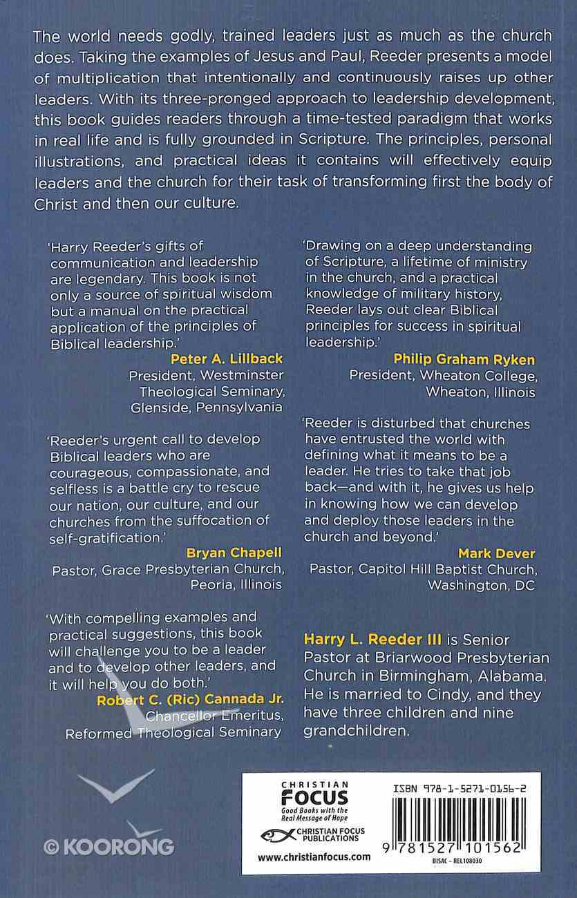 3d Leadership: Defining, Developing and Deploying Christian Leaders Who Can Change the World Paperback