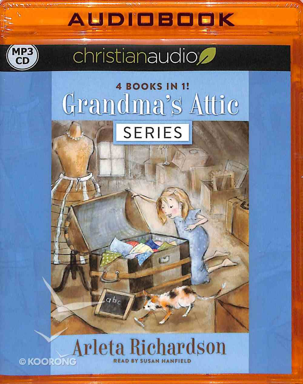 Grandma's Attic Series 4 Books in 1 (Unabridged, MP3) (Grandma's Attic Series) CD