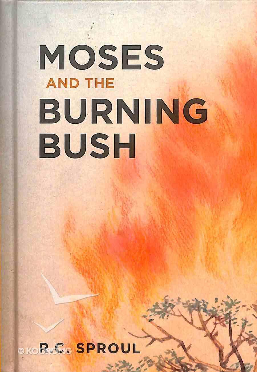 Moses and the Burning Bush Hardback