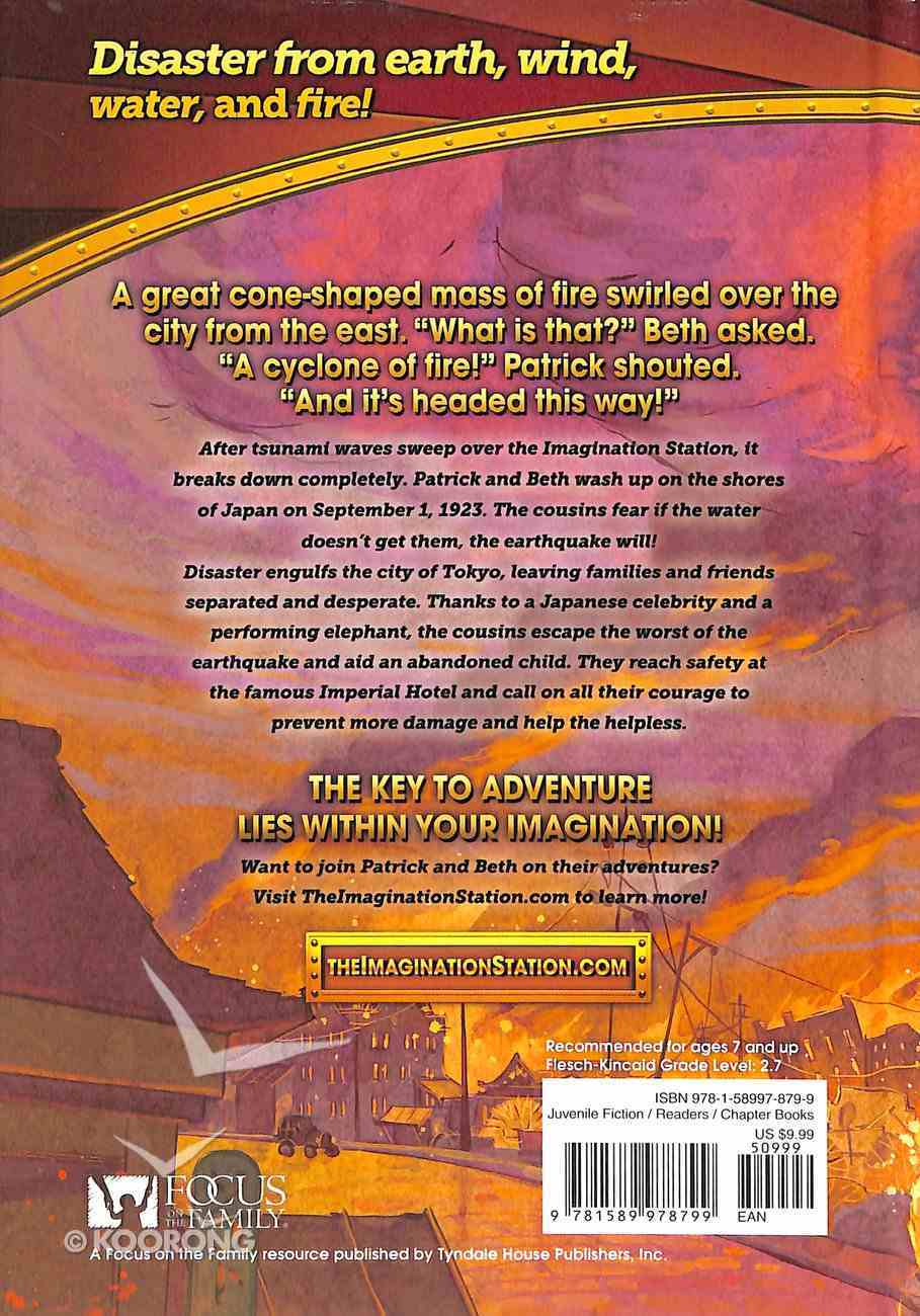 Inferno in Tokyo (#20 in Adventures In Odyssey Imagination Station (Aio) Series) Hardback