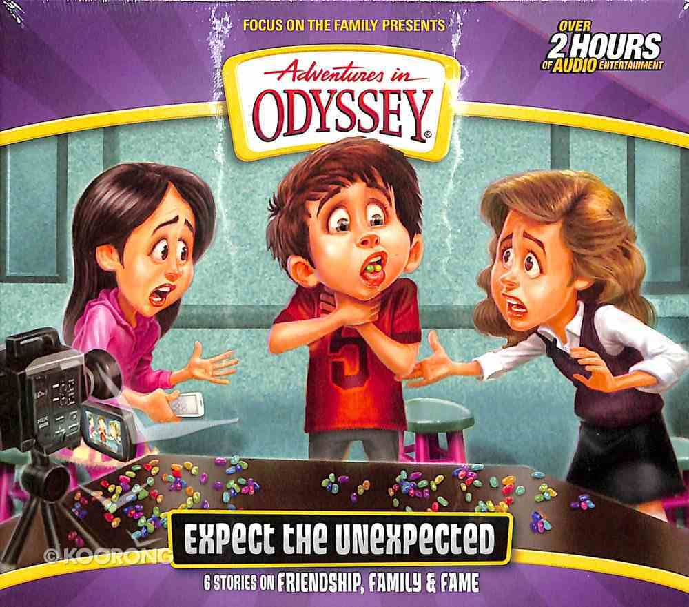 Expect the Unexpected (Adventures In Odyssey Audio Series) CD