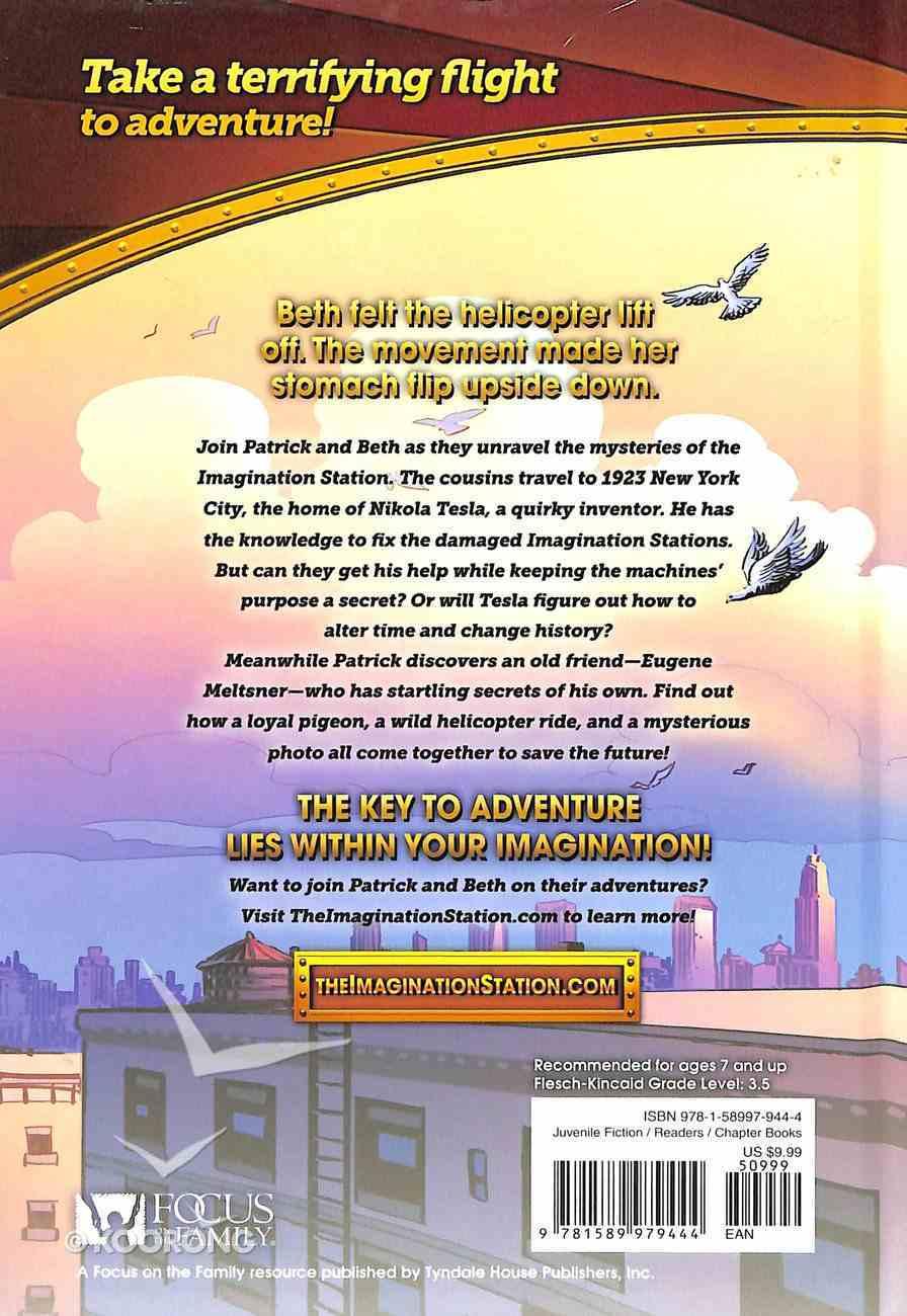 Madman in Manhattan (#21 in Adventures In Odyssey Imagination Station (Aio) Series) Hardback