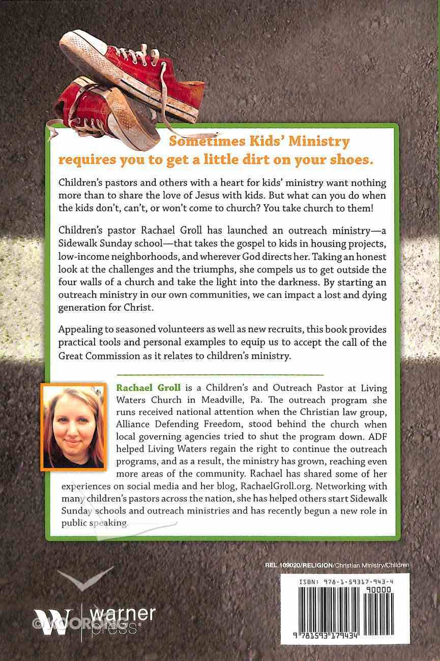 Go: Beginning a Kids' Outreach Ministry Paperback