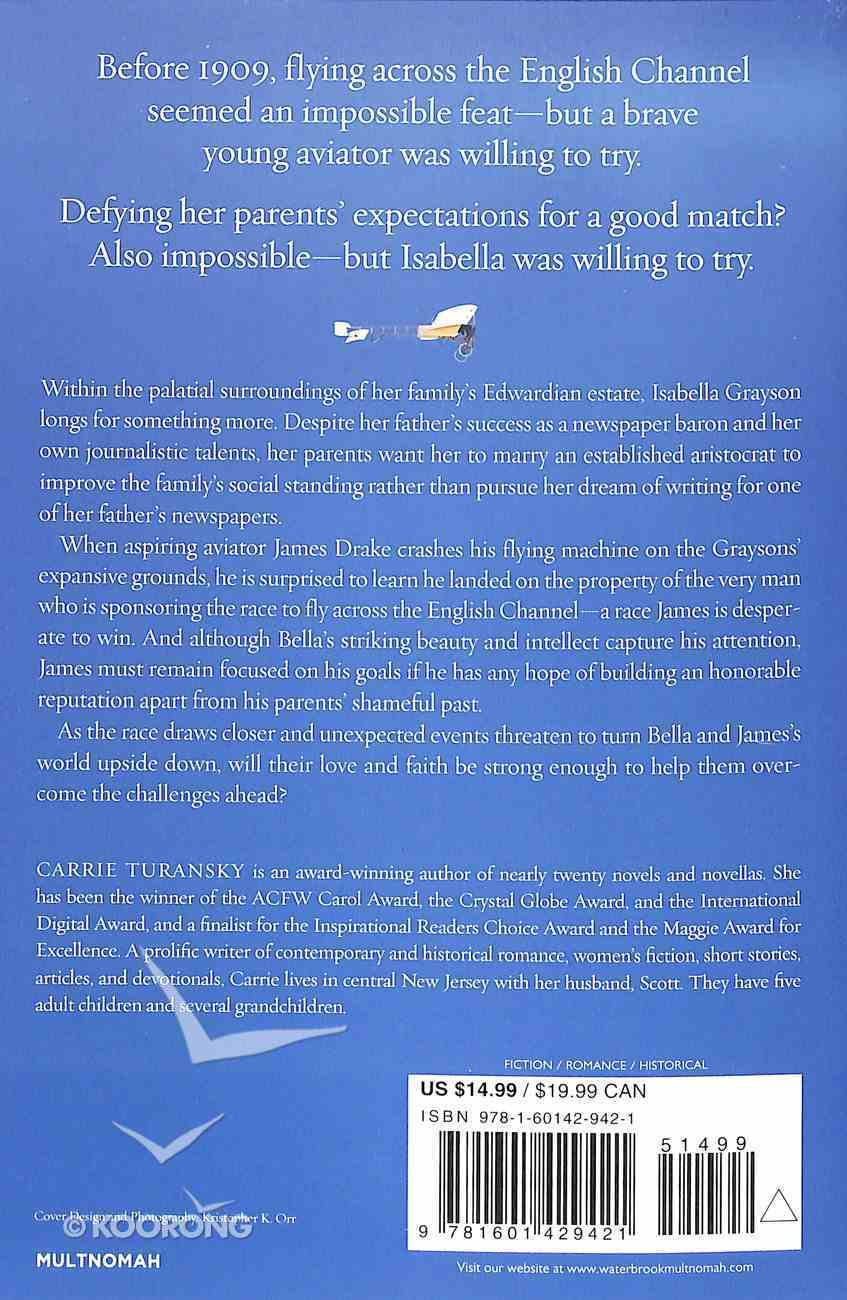 Across the Blue Paperback