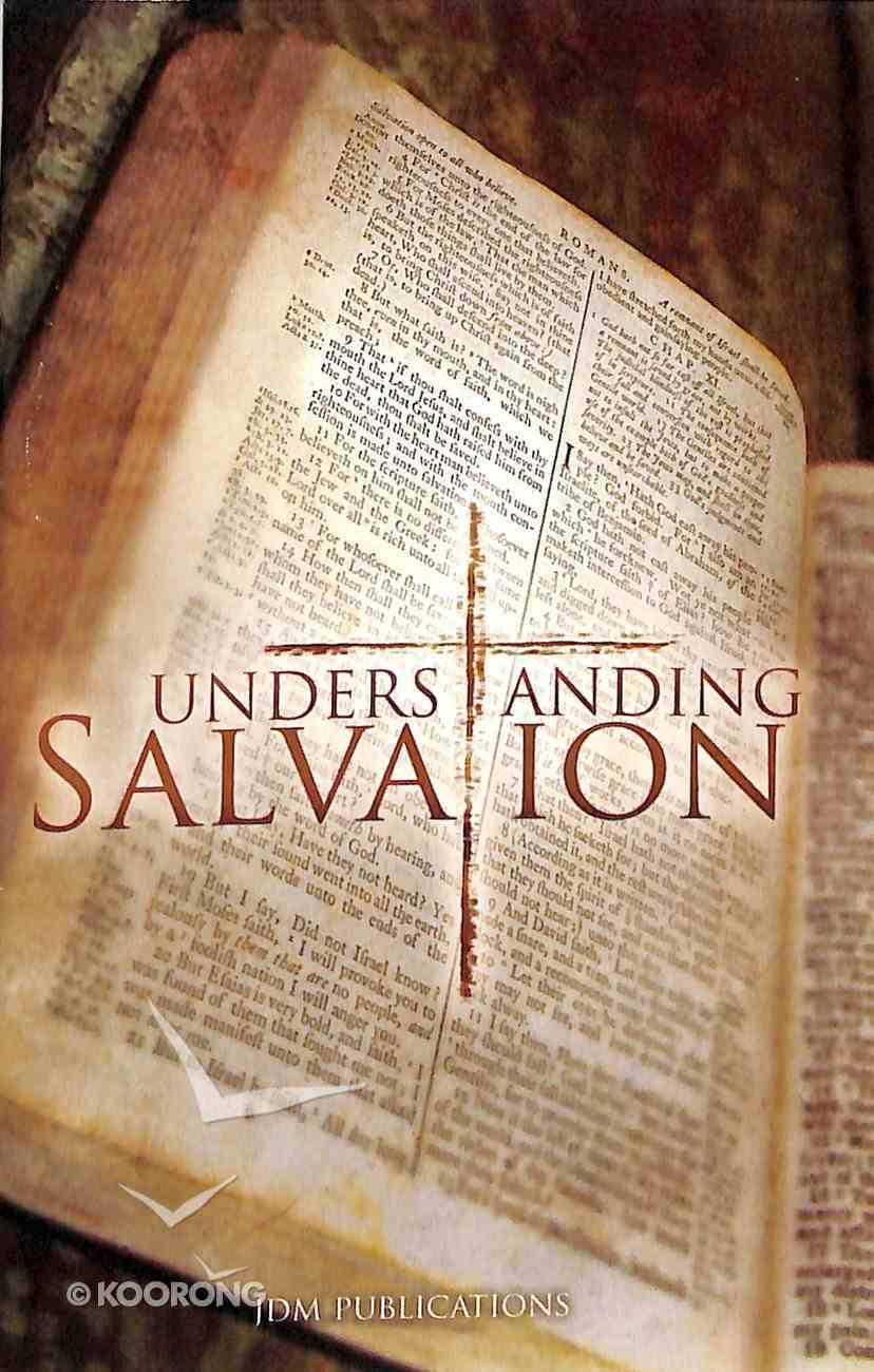 Understanding Salvation Booklet