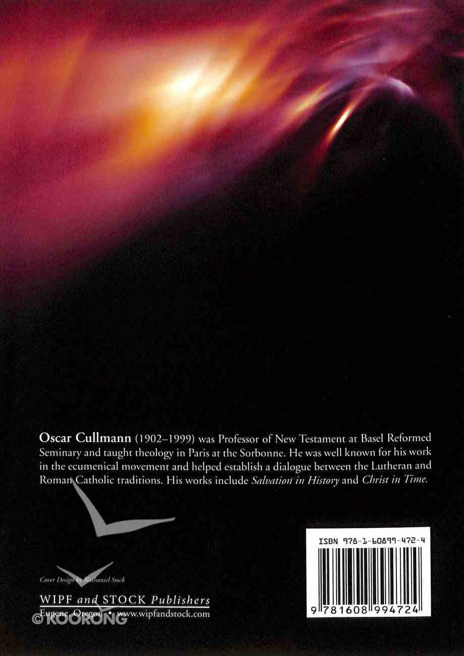 Immortality of the Soul Or Resurrection of the Dead?: The Witness of the New Testament Paperback
