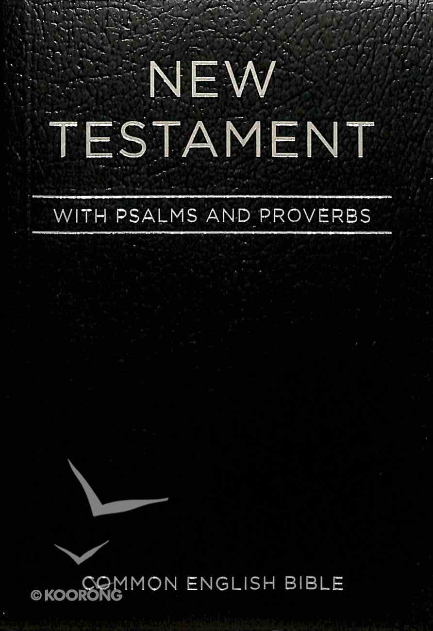 Ceb Pocket New Testament With Psalms and Proverbs Vinyl