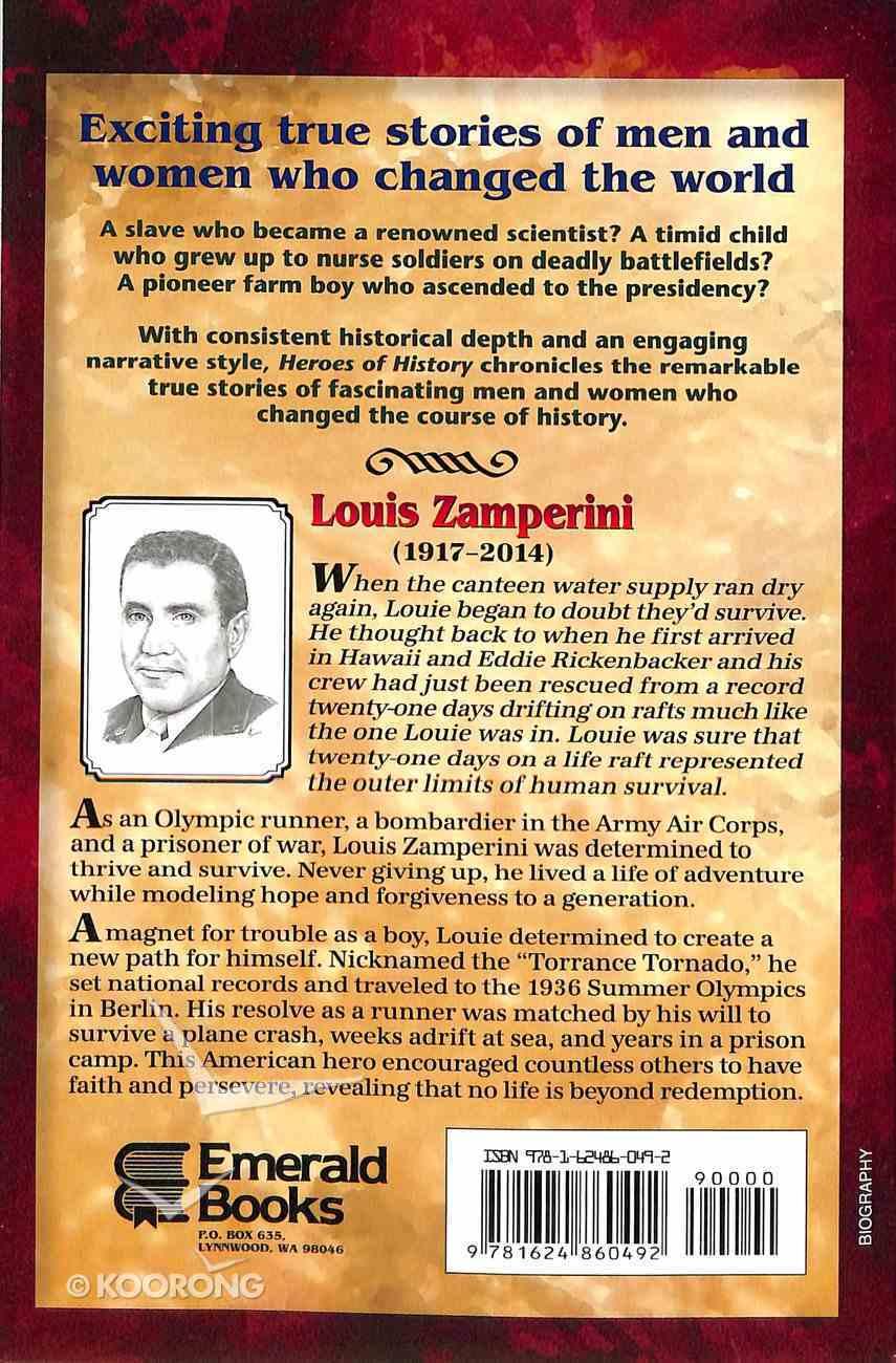 Louis Zamperini - Redemption (Heroes Of History Series) Paperback