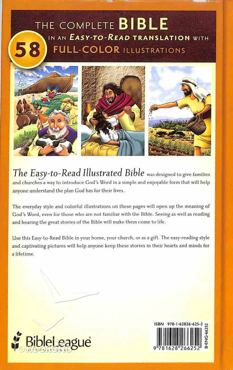 ERV Illustrated Children's Bible (Easy-to-read Version) Hardback