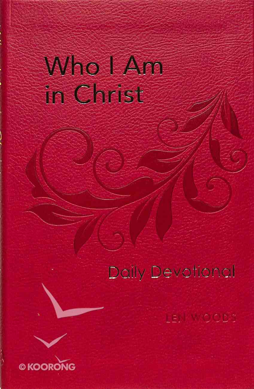 Who I Am in Christ Daily Devotional: 100 Daily Devotions Video