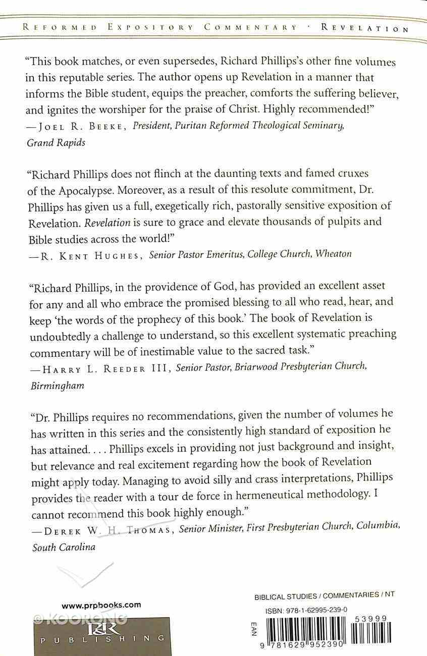 Revelation (Reformed Expository Commentary Series) Paperback