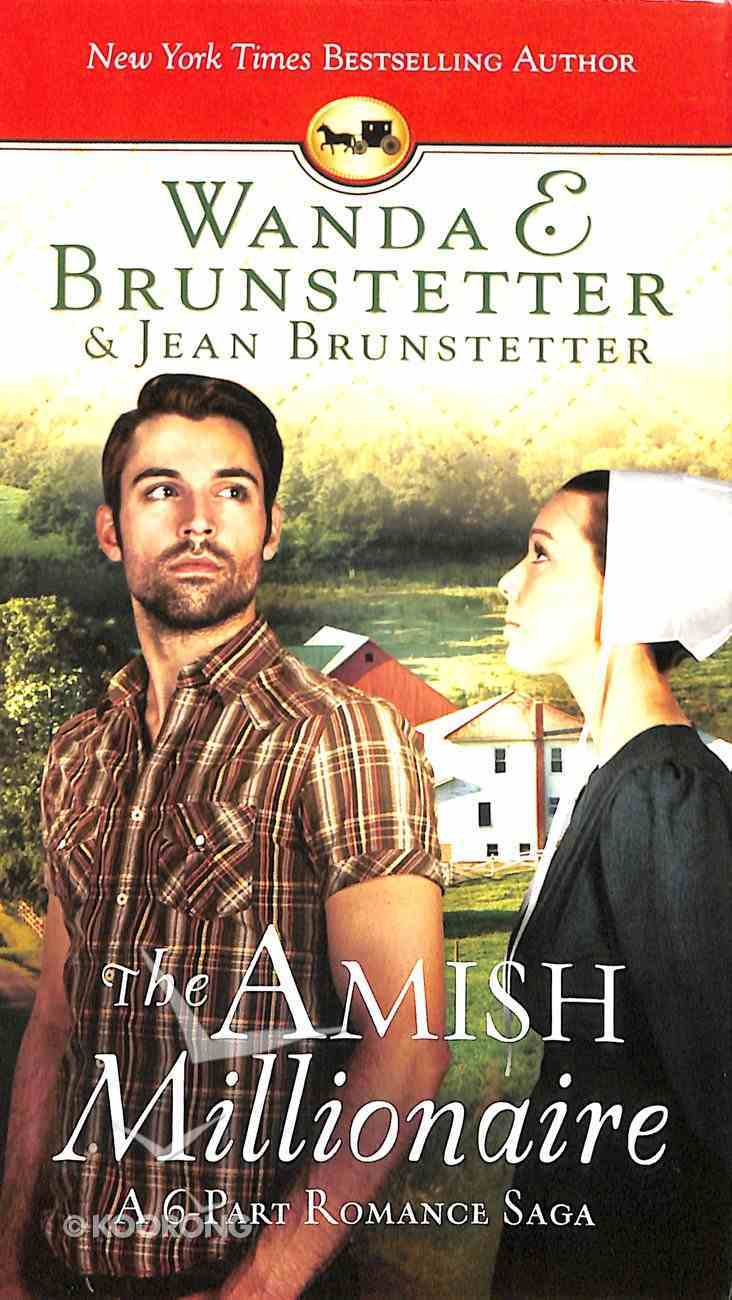 The Amish Millionaire (Boxed Set) (The Amish Millionaire Series) Box