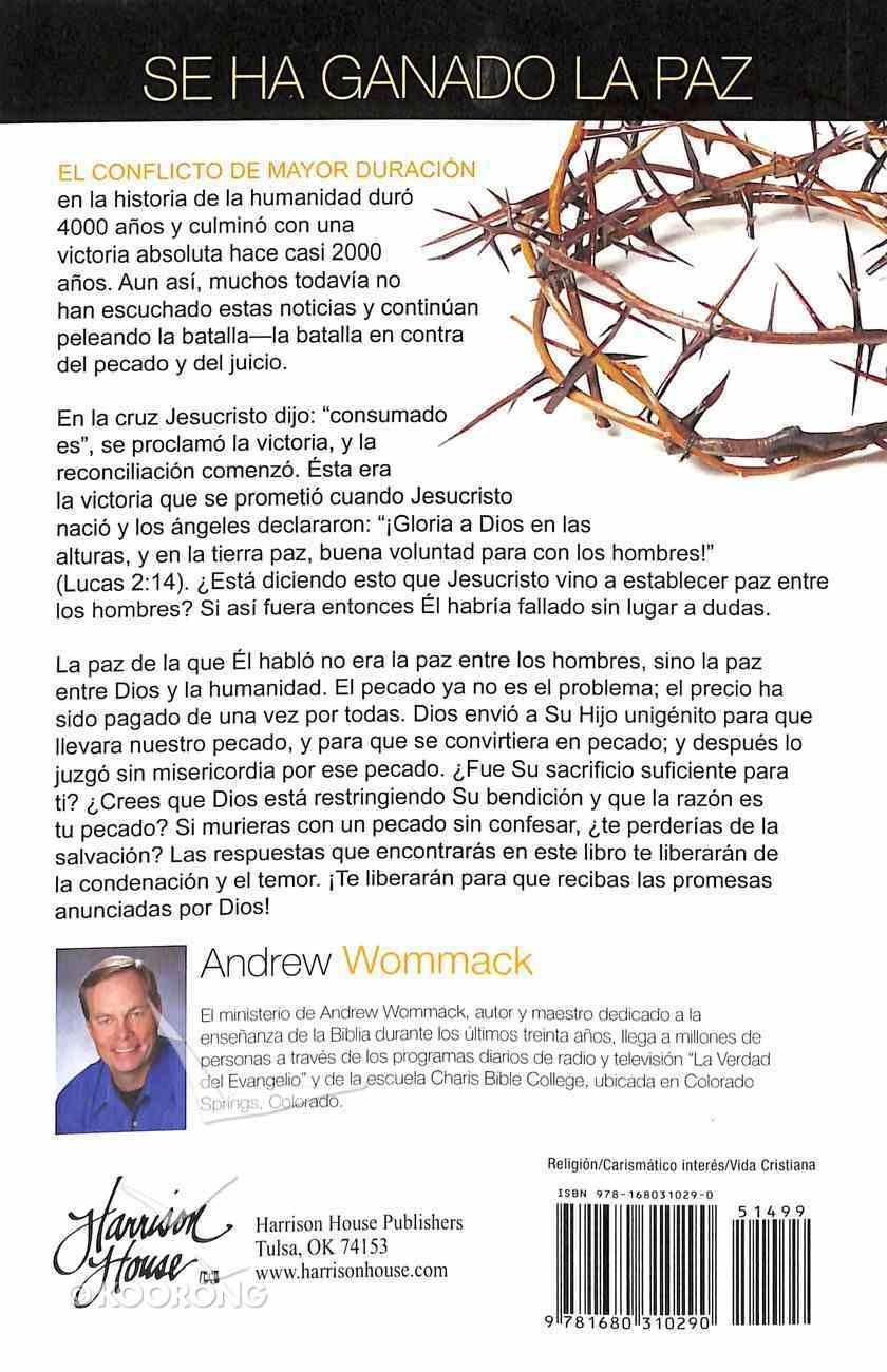La Guerra Ya Termino (War Is Over) Paperback
