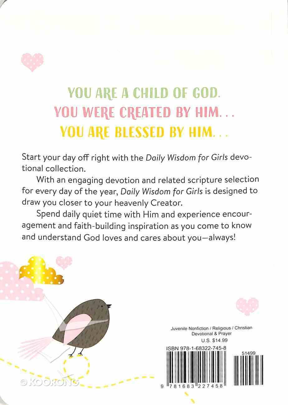 Daily Wisdom For Girls Paperback