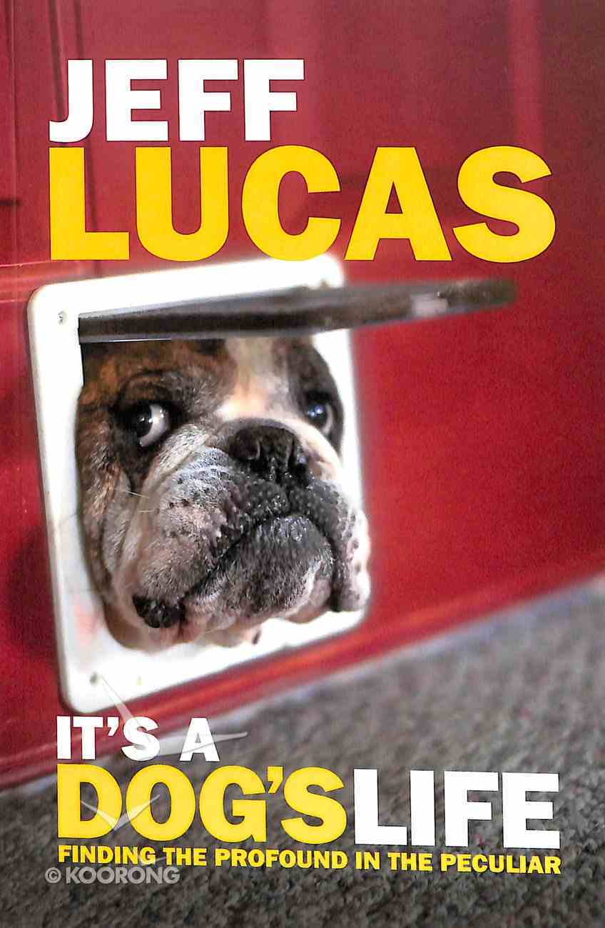 It's a Dog's Life: Finding the Profound in the Peculiar Paperback