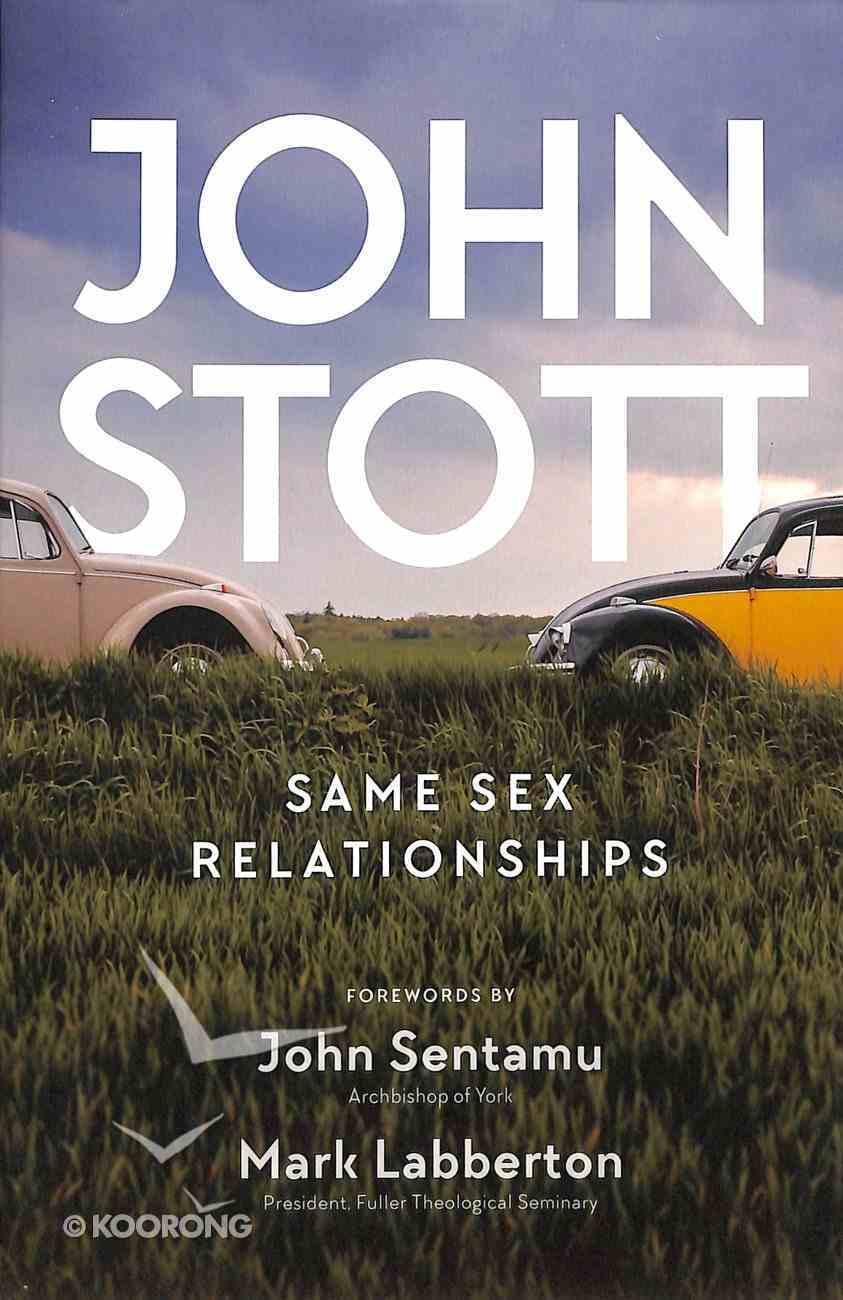 Same Sex Relationships Paperback