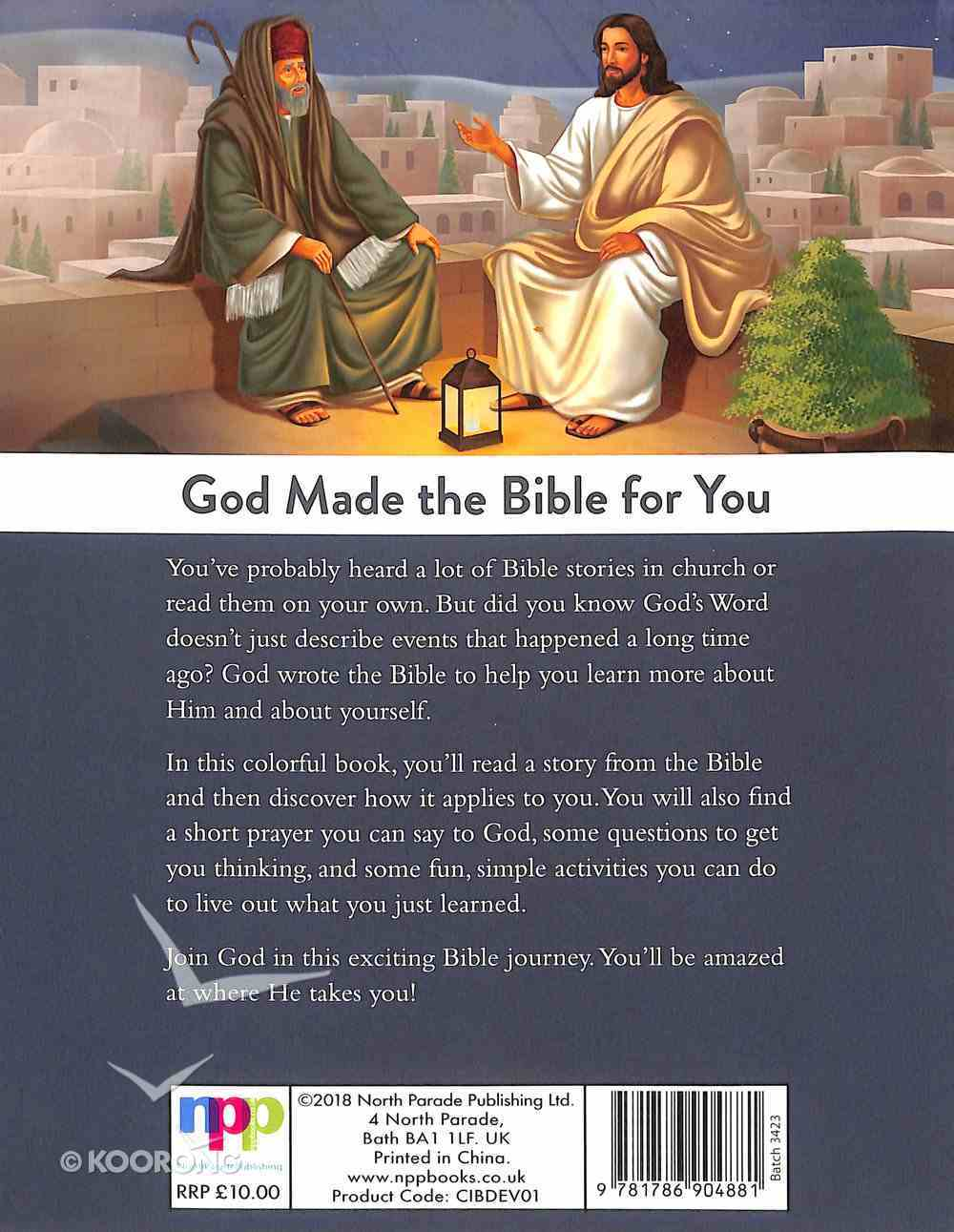 The Complete Illustrated Children's Bible Devotional Hardback