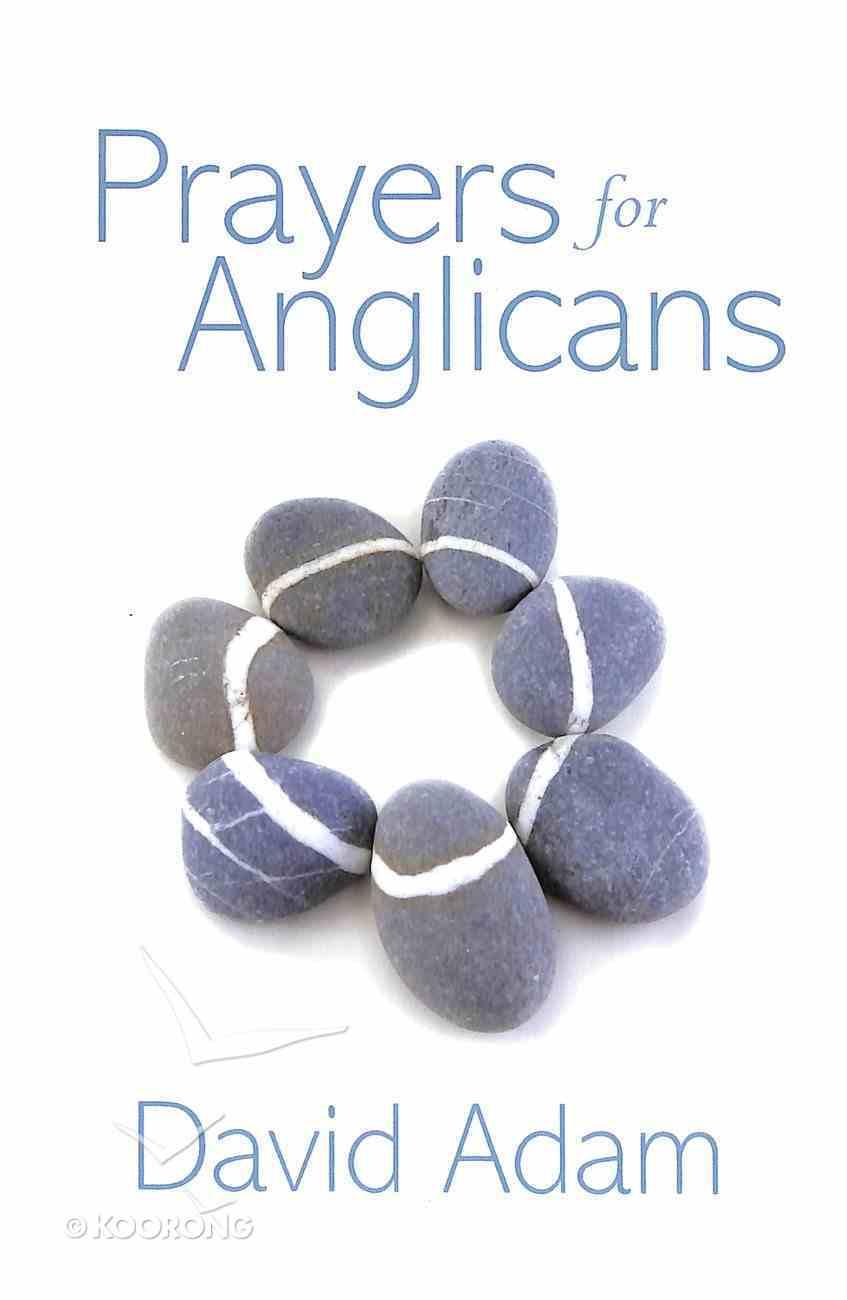 Prayers For Anglicans Hardback
