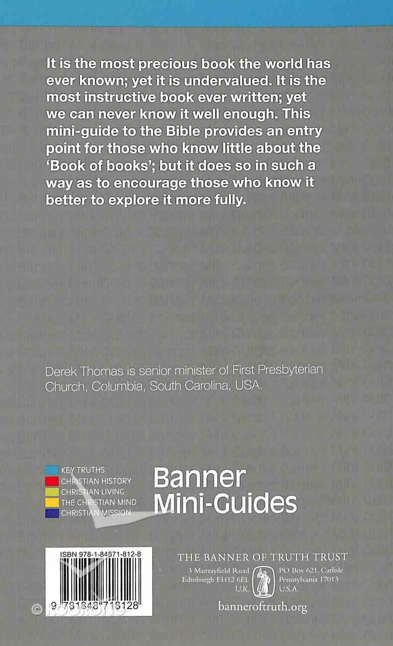 Bible, The: God's Inerrant Word (Banner Mini-guides Series) Paperback