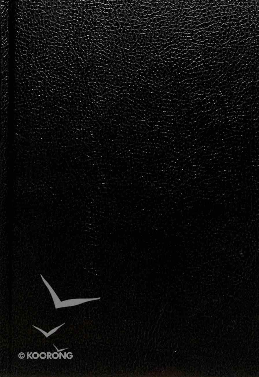 Arabic Van Dyck Bible Black (Black Letter Edition) Hardback