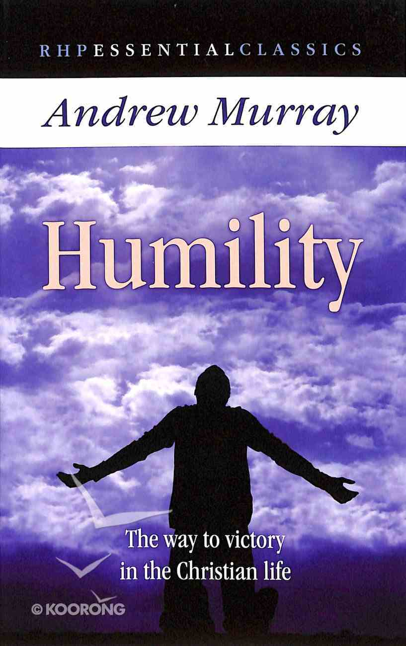 Humility Paperback
