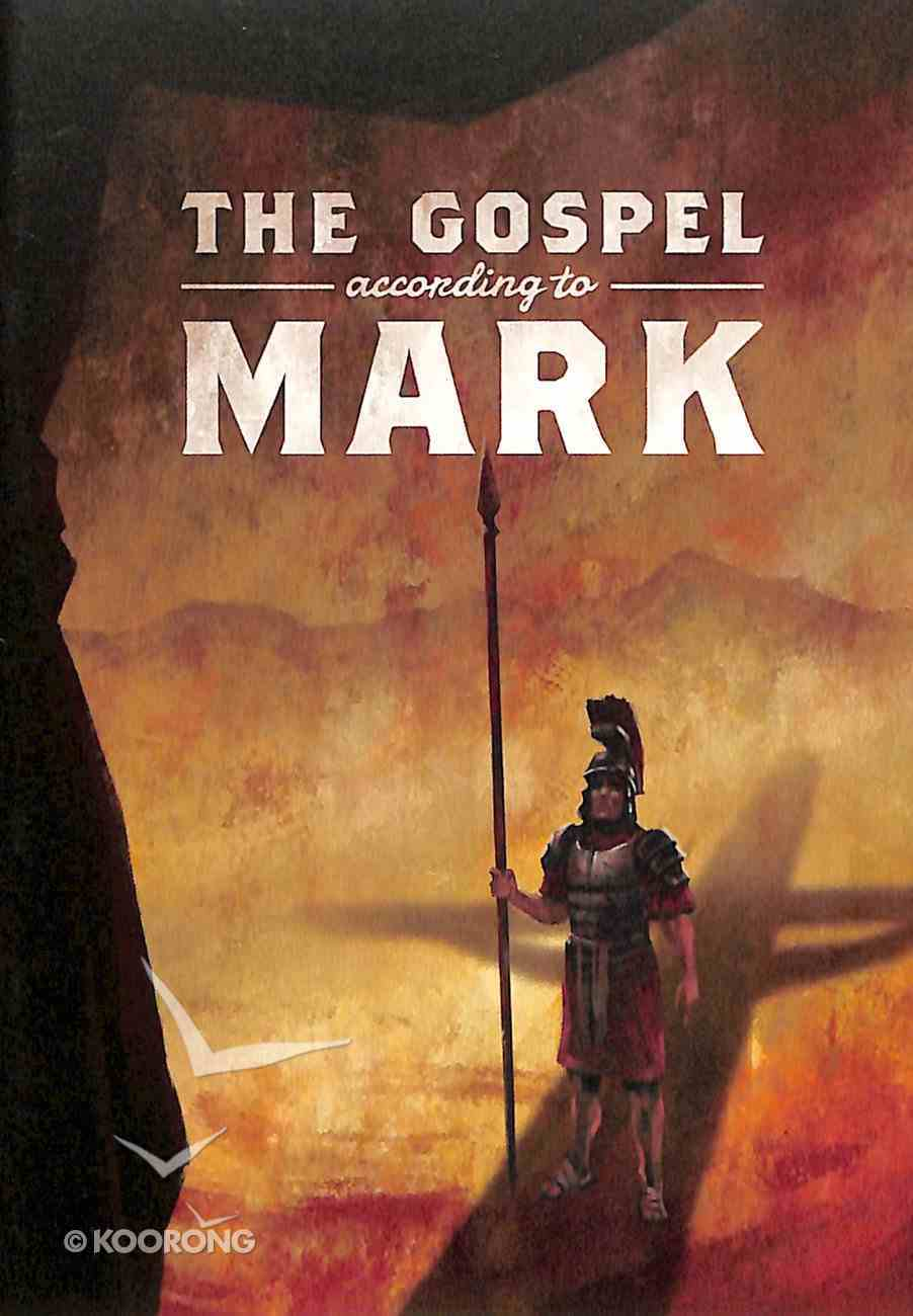 The Gospel According to Mark: An Illustrated Overview Booklet