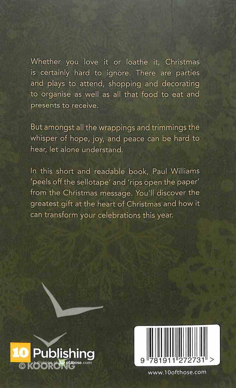 The Greatest Gift Paperback