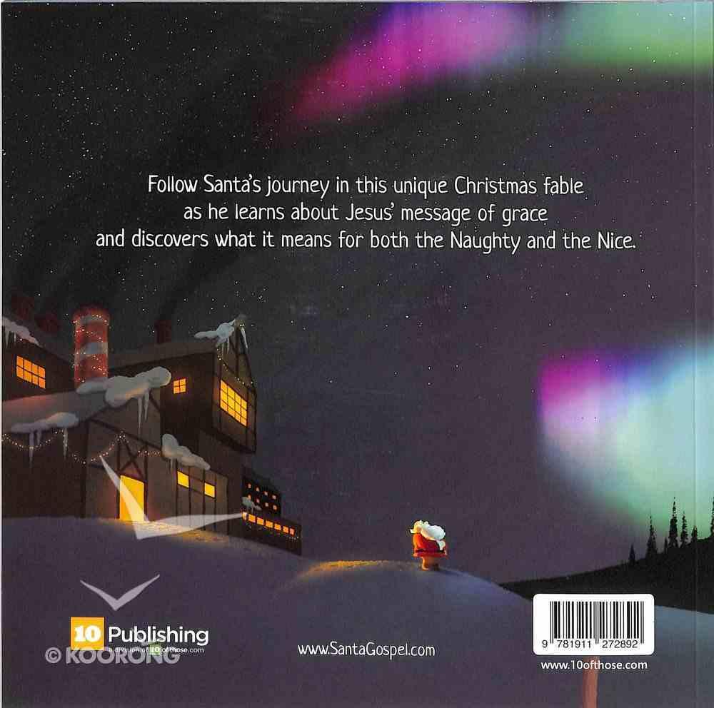 When Santa Learned the Gospel Paperback