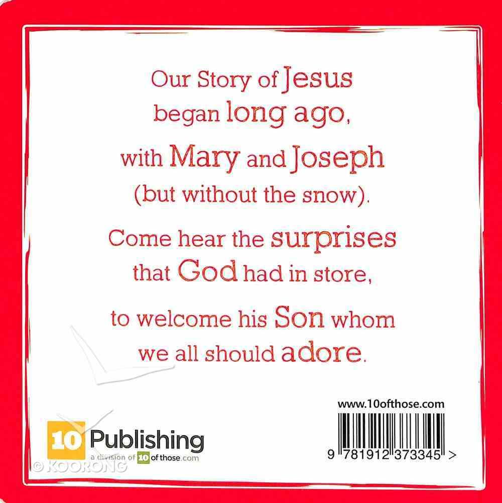 The Nativity Board Book