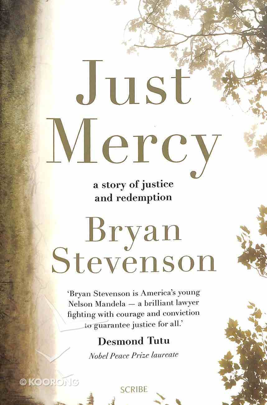 Just Mercy: A Story of Justice and Redemption Paperback