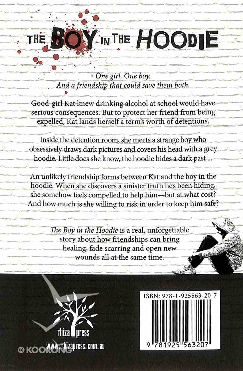 The Boy in the Hoodie Paperback