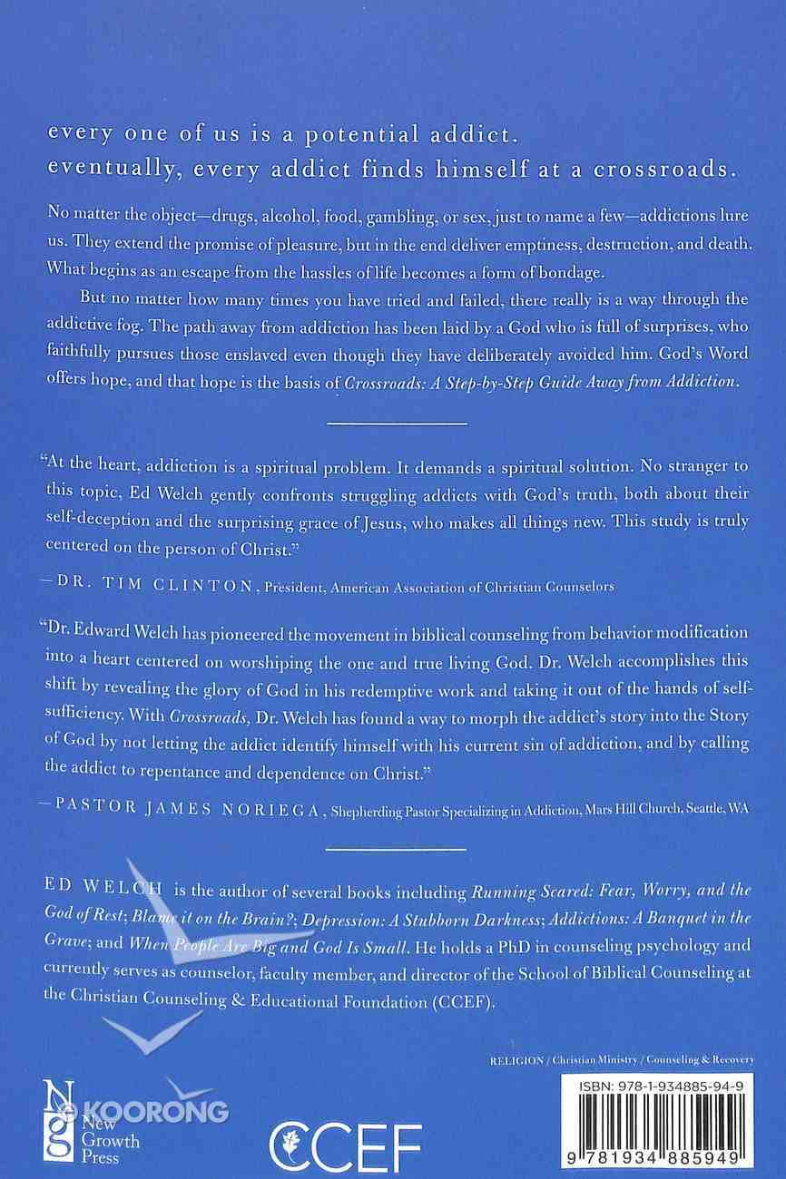 Crossroads (Study Guide) Paperback