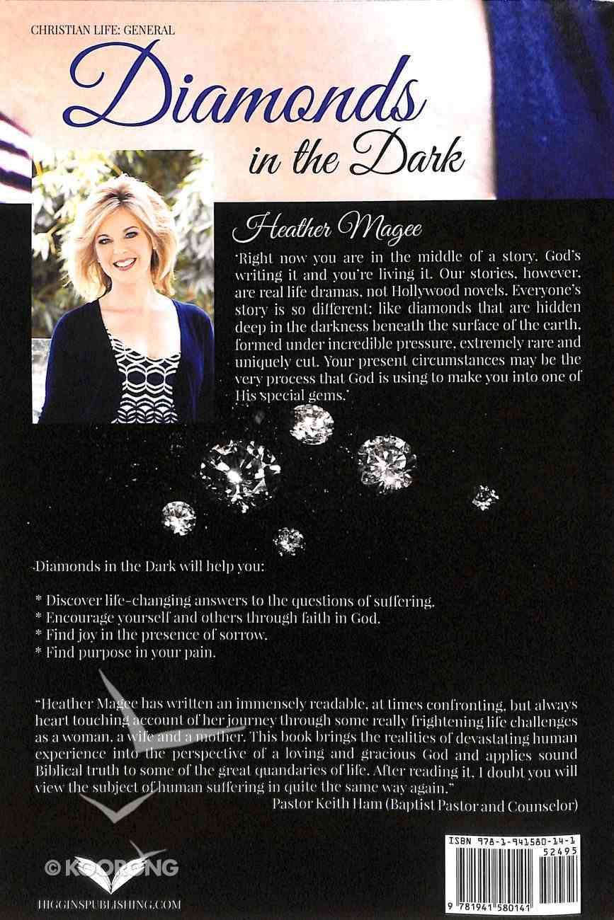 Diamonds in the Dark: How One Woman's Faith Carried Her Through Two Diagnoses of Cancer Paperback