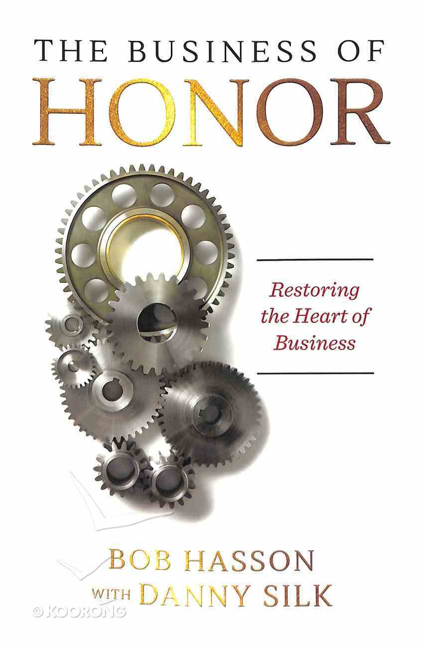 The Business of Honor Paperback