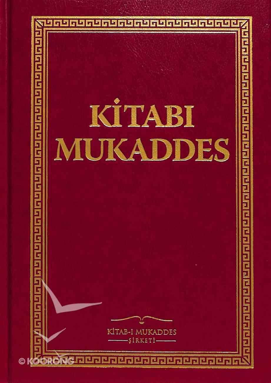 Turkish Bible Old Translation (Various Colours) Hardback