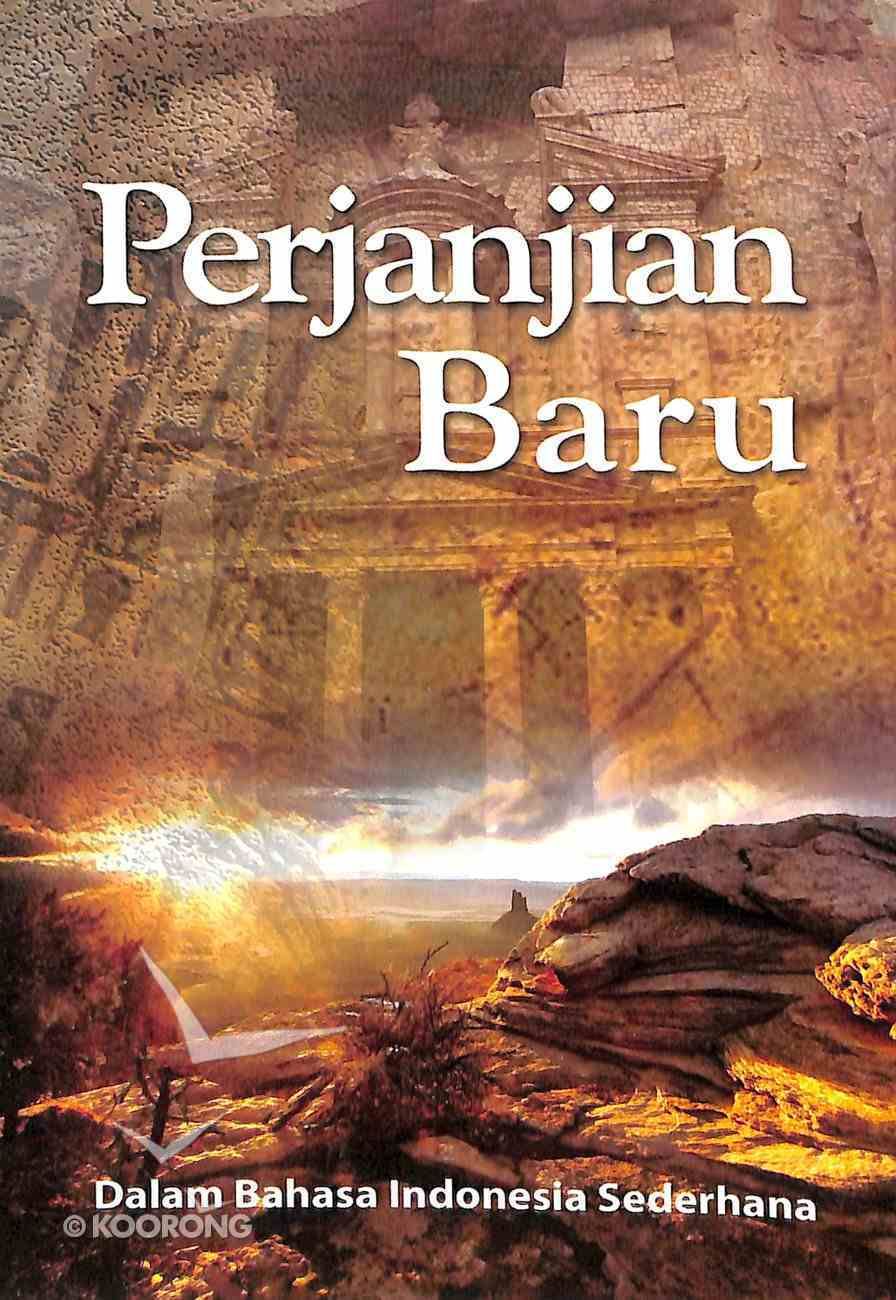 Indonesian New Testament (Simple) Paperback