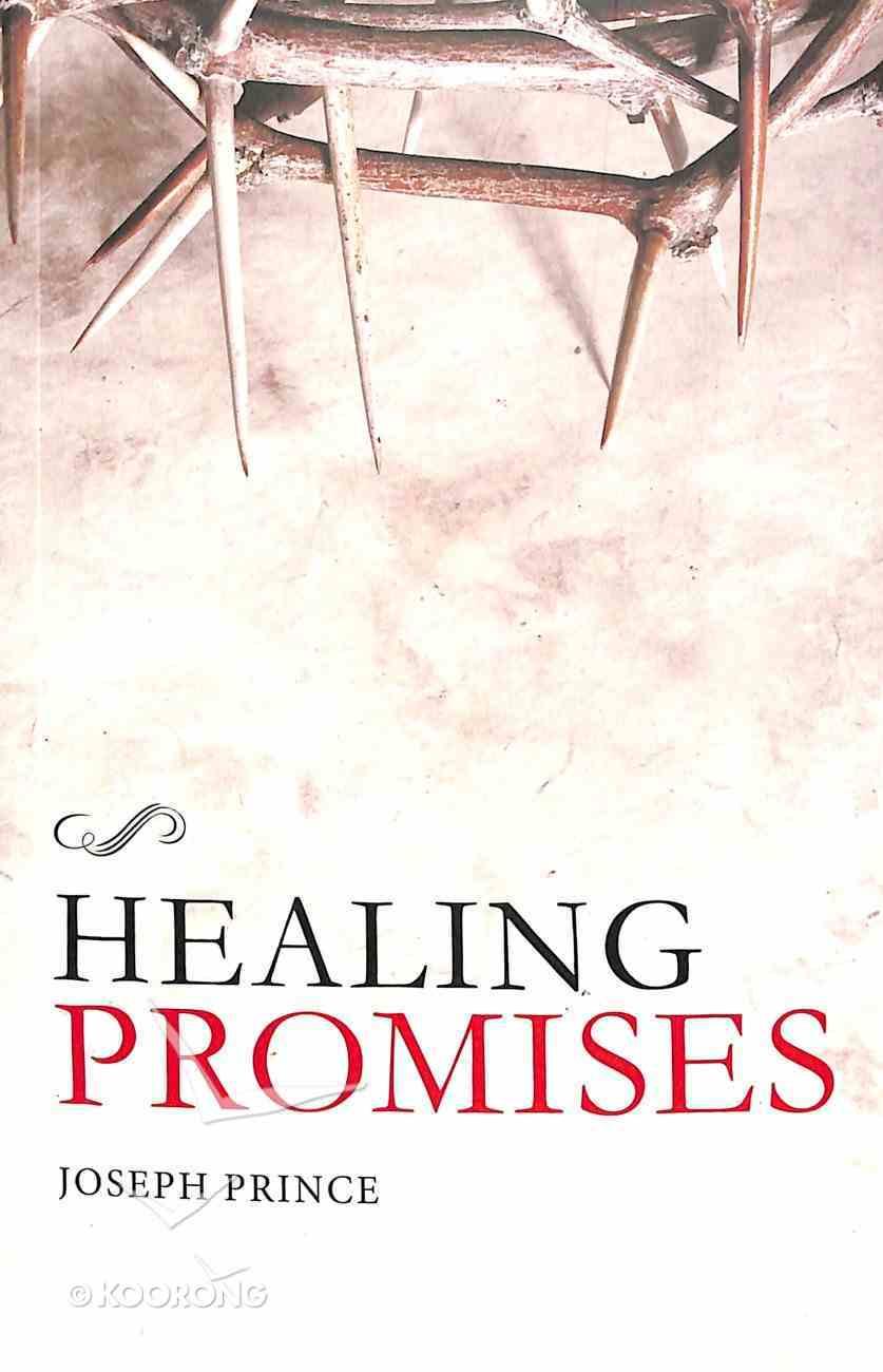 Healing Promises Paperback