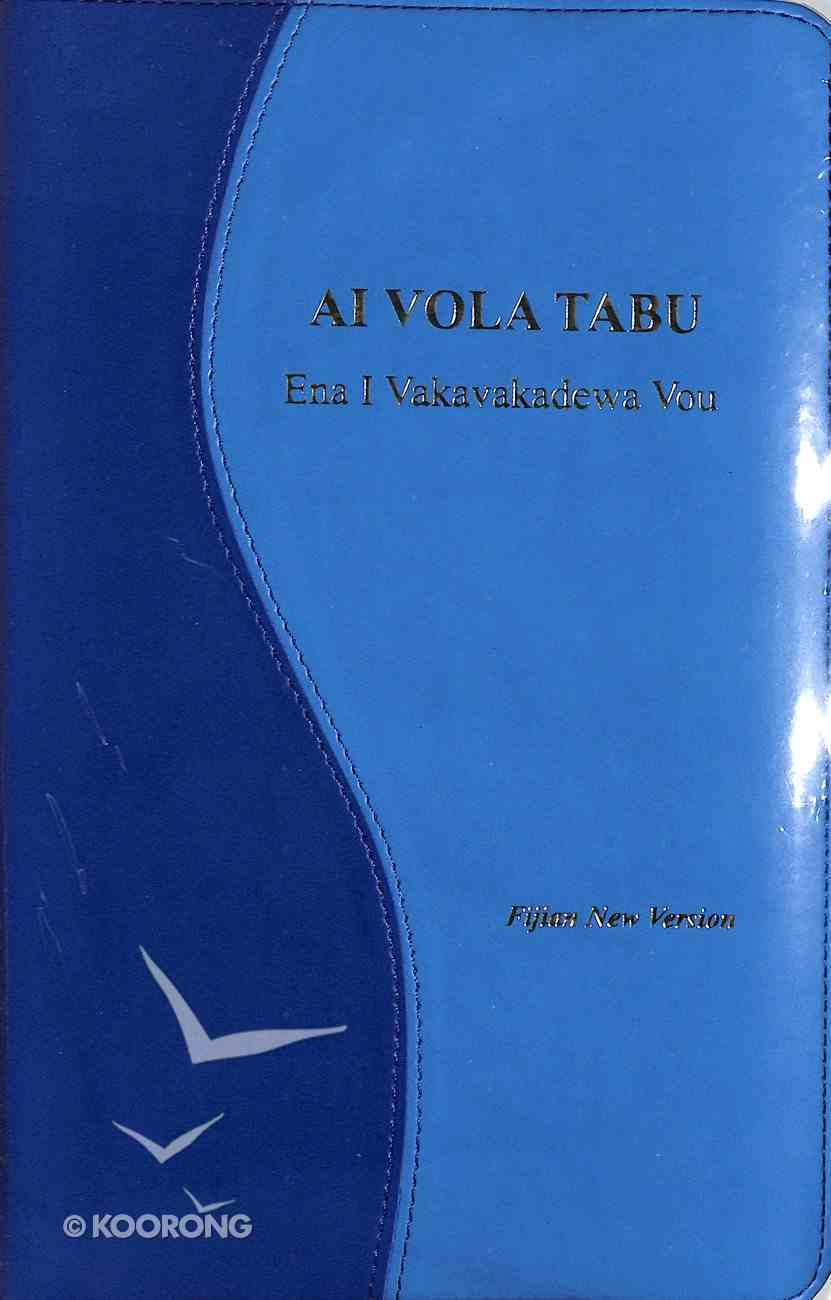 Fijian Bible Ai Vola Tabu Genuine Leather