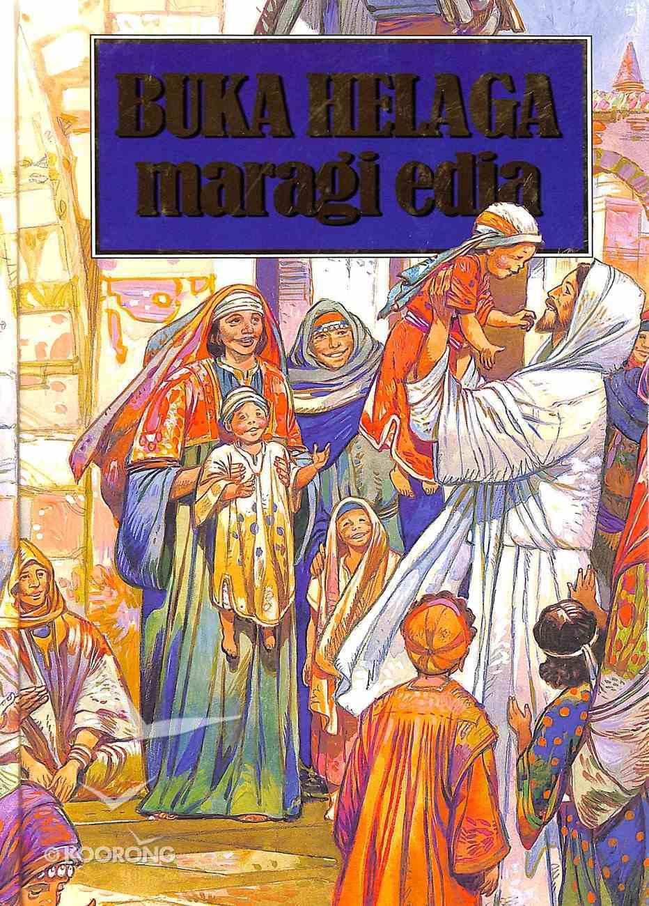 Hiri Motu Childrens Bible Hardback