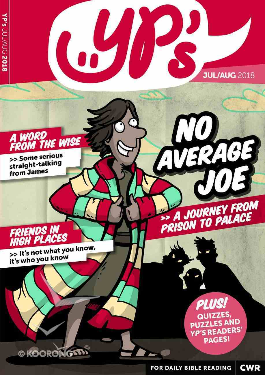 EDWJ: Yp's 2018 #04: Jul-Aug Magazine