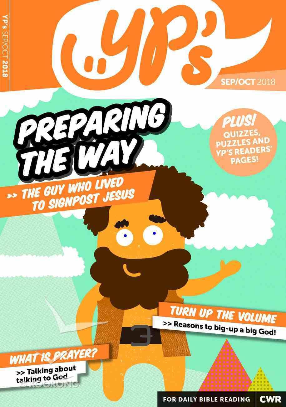 EDWJ: Yp's 2018 #05: Sep-Oct Magazine