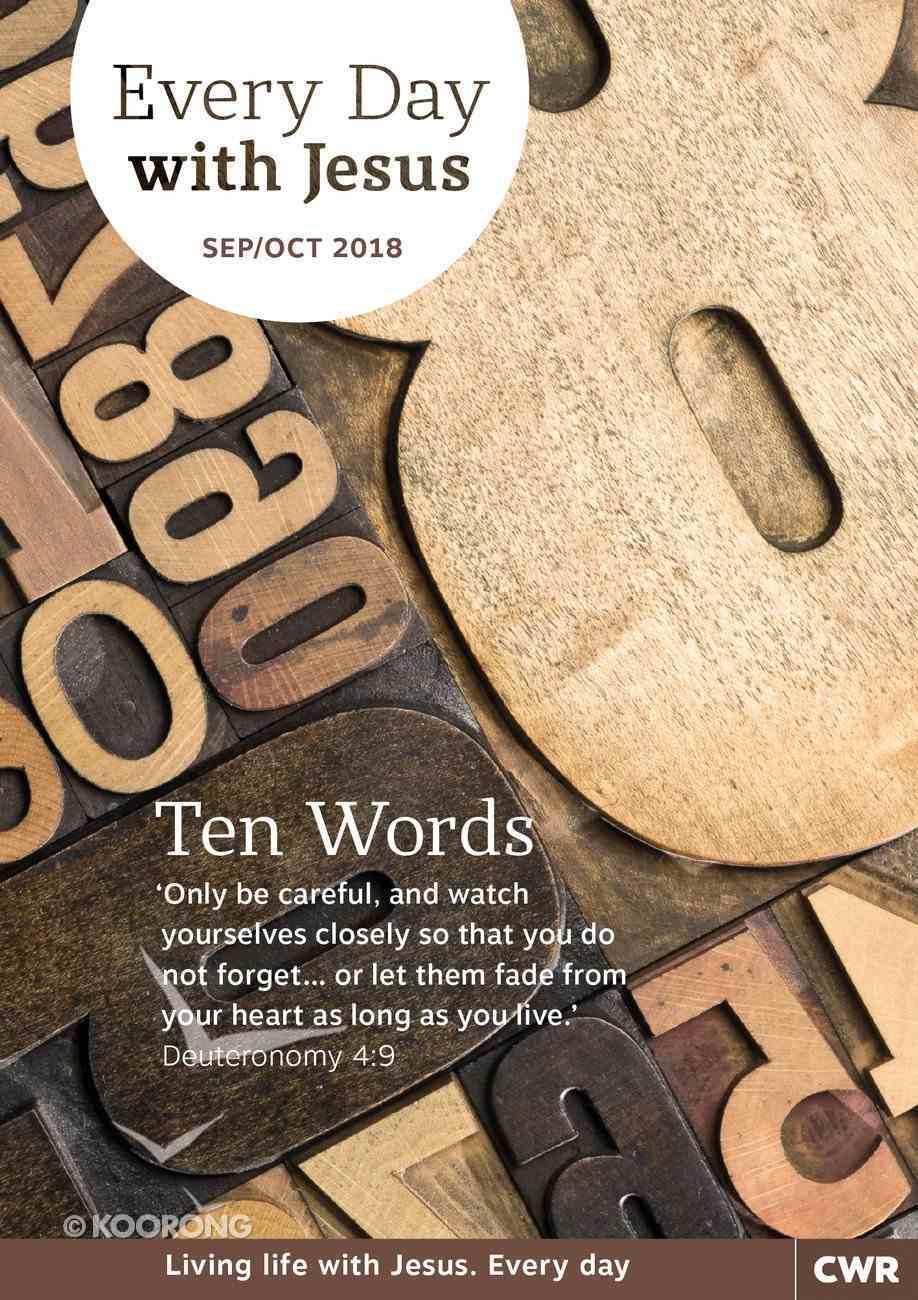EDWJ: Lge 2018 #05: Sep-Oct Magazine