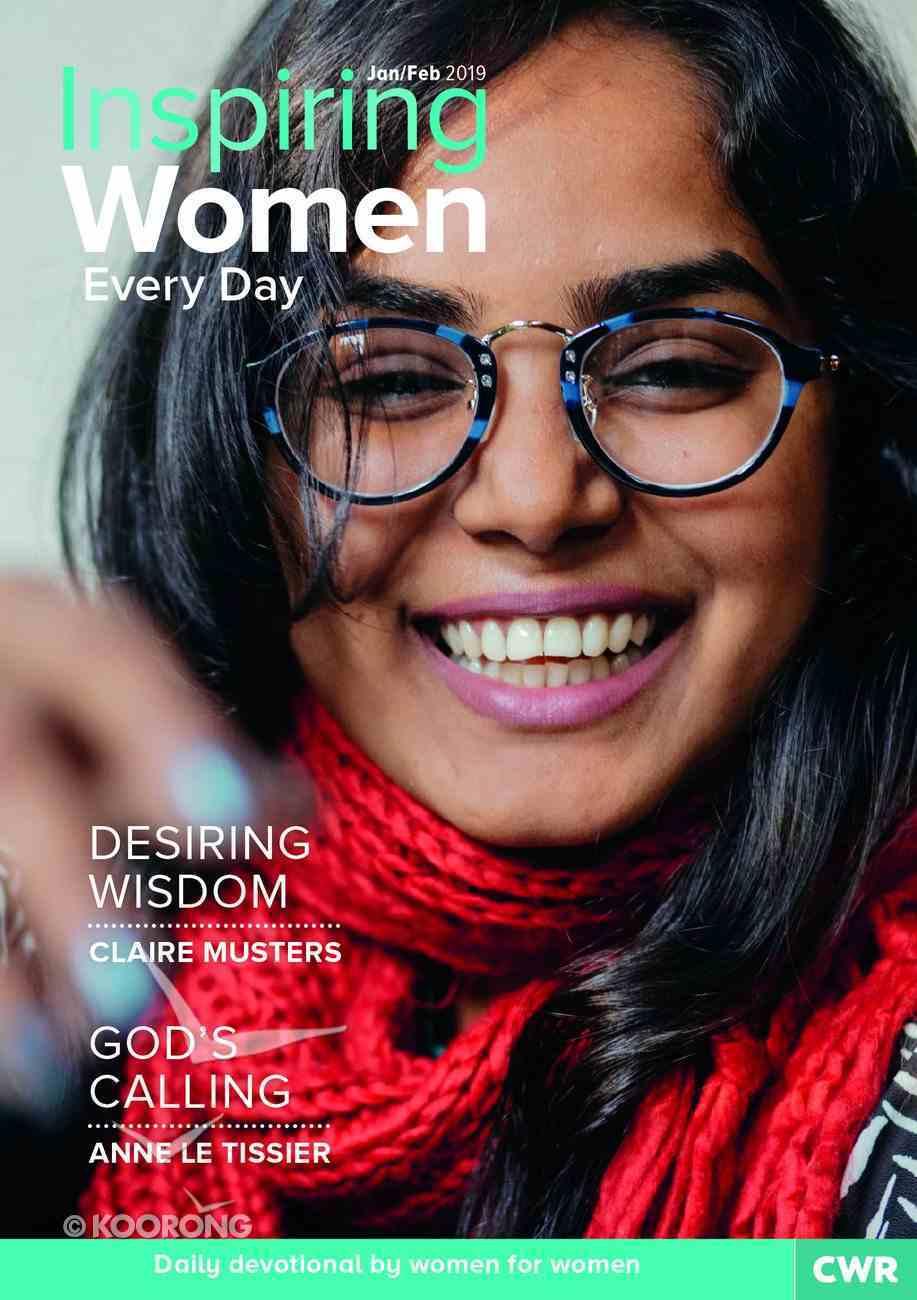 Inspiring Women 2019 #01: Jan-Feb Magazine