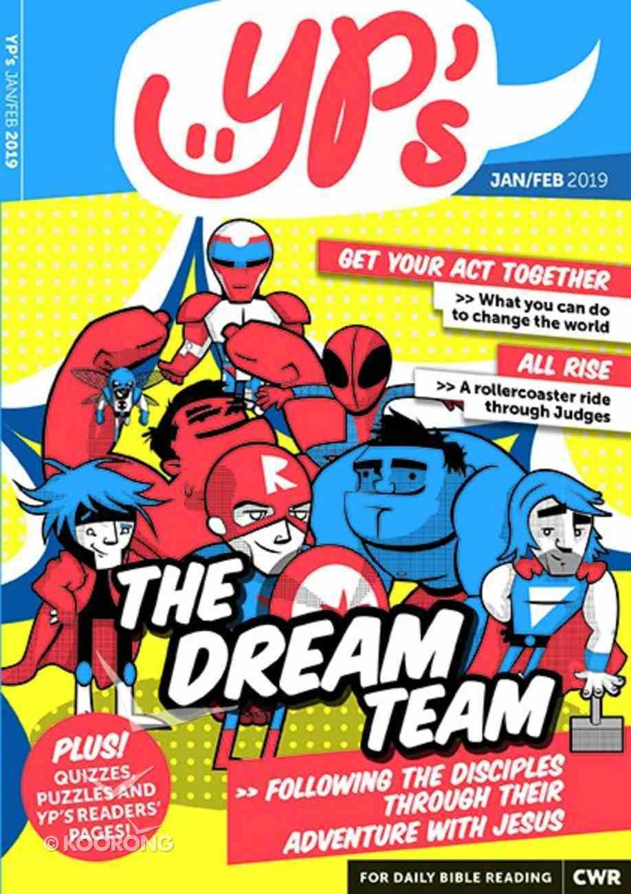 EDWJ: Yp's 2019 #01: Jan-Feb (Ages 11-14) Magazine